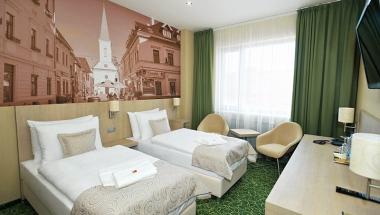 Izba Standard Twin Bed